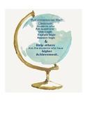 Multidimensional Math Globe
