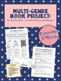 Multigenre Book Report: An Alternative to Powerpoints and Essays