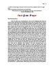 Multigenre Research Paper EXAMPLE