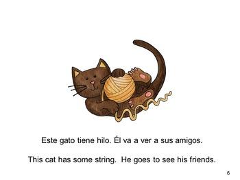 Multilingual Stories SAMPLE. Bilingual stories w/ translations in multiple langs
