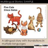 Multilingual Stories SAMPLE. Bilingual stories w/ translat
