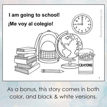 Multilingual Stories: Set 1. Bilingual stories w/ translations in multiple langs