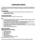 Multimedia Electronic and Traditional Portfolio