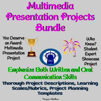 Multimedia Presentations Project Bundle