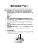 Multimedia Project - AP English Literature