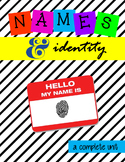 Power of Naming: Names Create Identity from The Hate U Giv