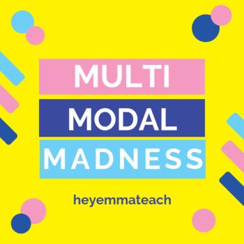 Multimodal Madness! Bracket and Graphic Organizer