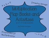 Multipication Flap Books and Activities