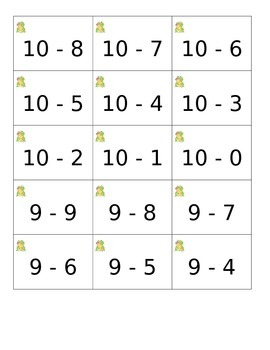 Multiplayer Subtraction Game
