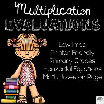 Basic Multiplication Evaluations