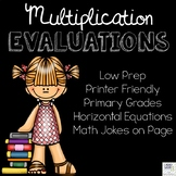 Multiplication Evaluations