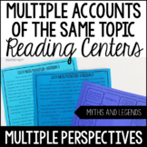 Multiple Accounts of the Same Topic Reading Centers | Multiple Perspectives