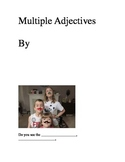 Multiple Adjectives
