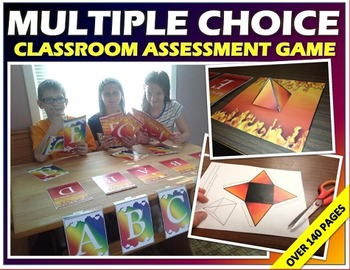Multiple Choice Assessment Game