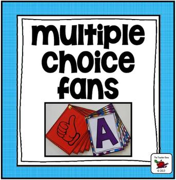 Multiple Choice Fans