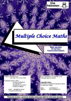 Multiple Choice Maths