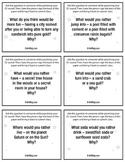 Multiple Choice Mini Homework Sheets (Sample) - /S/ Articulation Activity
