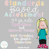 Multiple Choice Quick Check Standards Based Assessment 5.OA.1
