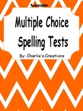 Multiple Choice Spelling Tests
