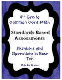 Multiple Choice Quick Check Standards Based Assessment 4.NBT.2