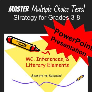 Multiple Choice Strategies and Academic Language: Five Sec