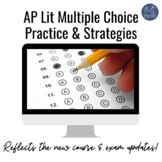 Multiple Choice Strategies for AP Literature