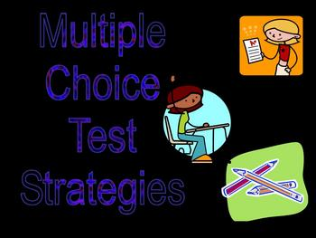 Multiple Choice Test Taking Tips Animated PowerPoint