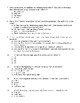 Multiple Choice test for Vietnam- 36 questions