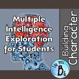 Multiple Intelligence Exploration for Students