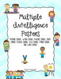 Multiple Intelligence Posters