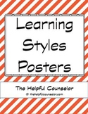 Study Skills: Multiple Intelligence - Learning Styles Posters