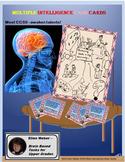 Multiple Intelligence Task Cards -  CCSS Aligned