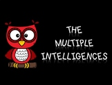 Multiple Intelligences - Quick Reference Guide