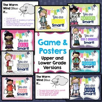 Multiple Intelligences Activities {Upper & Lower Grade Versions}