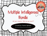 Multiple Intelligences Bundle