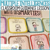 Multiple Intelligences Activity: School Counseling Classroom Guidance Lesson
