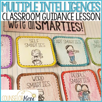 Multiple Intelligences Classroom Guidance Lesson (Upper El