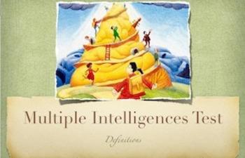 Multiple Intelligences Definitions