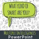 Multiple Intelligences Interactive PowerPoint