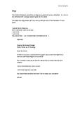 Multiple Intelligences Novel Response - Biopoem and Elegy