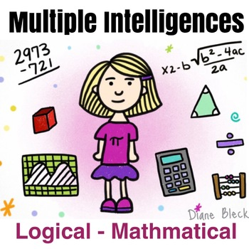 Multiple Intelligences Posters by The Doodle Institute | TpT