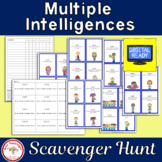 Multiple Intelligences Scavenger Hunt