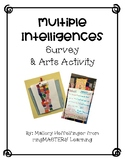 Multiple Intelligences Survey & Arts Activity