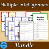 Multiple Intelligences Surveys Activities