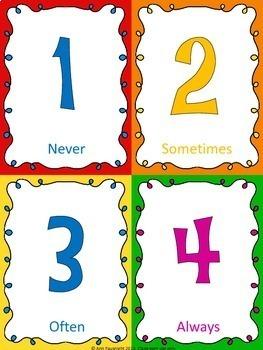 Multiple Intelligences Surveys Four Corners Value Lines