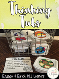 Multiple Intelligences Thinking Tubs