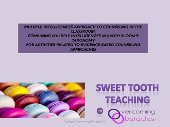 Multiple Intelligences and Bloom's Taxonomy:  Trauma Informed Activities