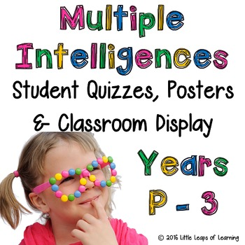 Multiple Intelligences for Years P-3