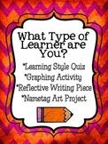 Multiple Intelligences/Learning Styles Activity Bundle {Ba