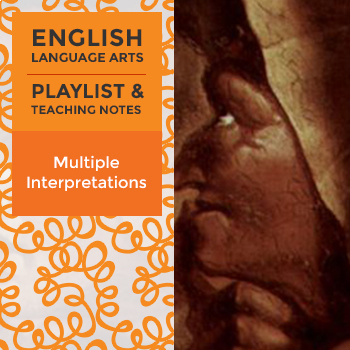 Multiple Interpretations – Playlist and Teaching Notes
